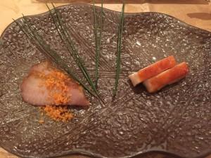 6_2豚トロ叉焼(左)鶏叉焼(右)